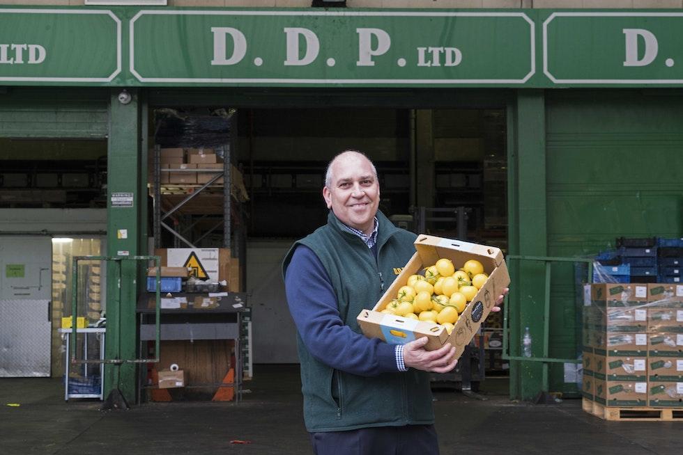 Stories from the market - Paul Grimshaw, D.D.P.