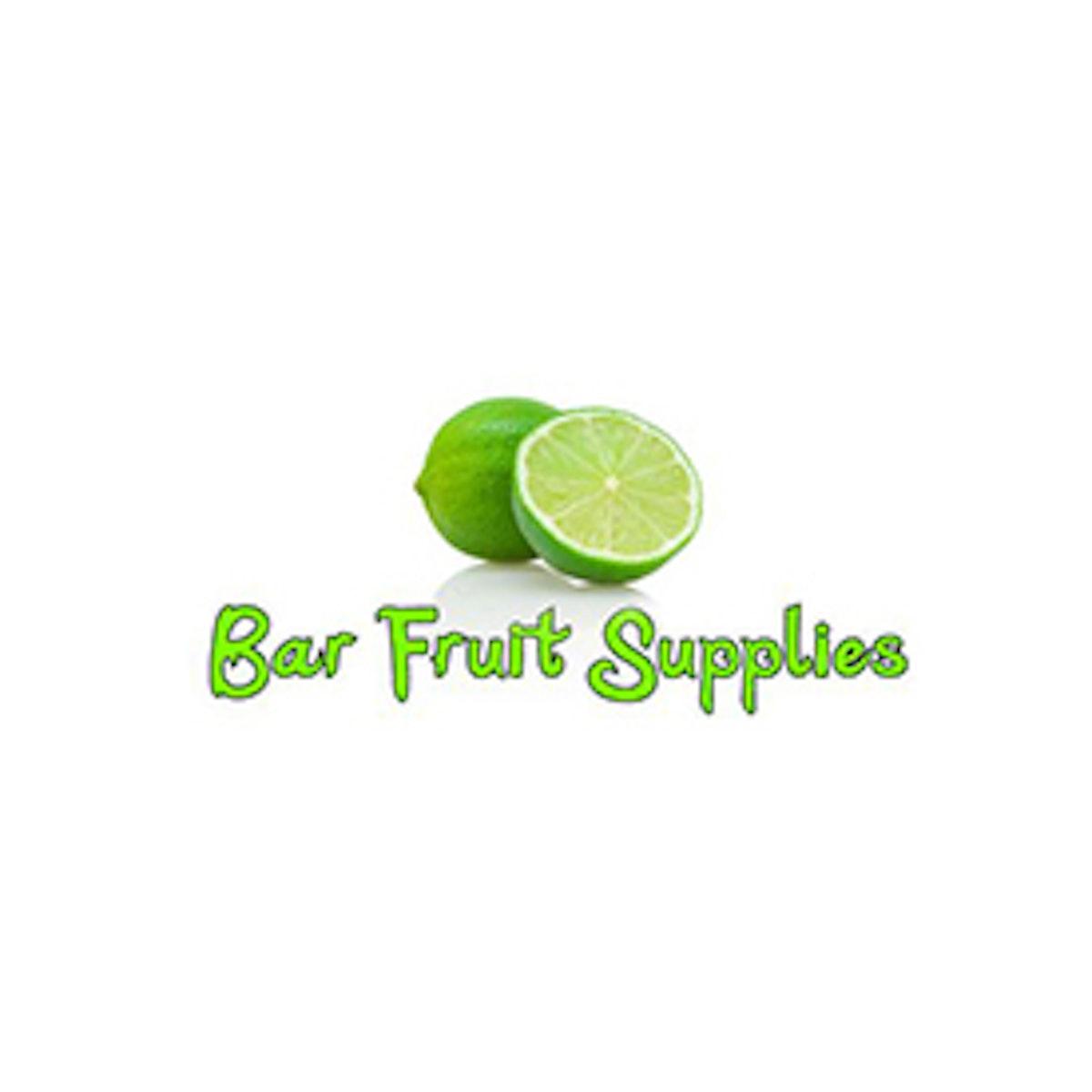 Bar Fruit Supplies